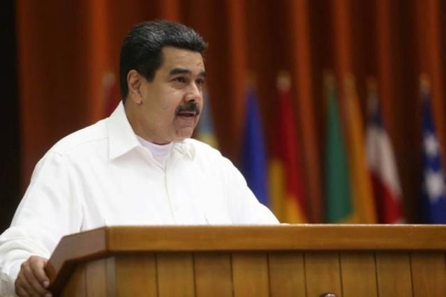 Maduro: Seguiremos juntos en el camino de nuestros líderes revolucionarios Maduro19