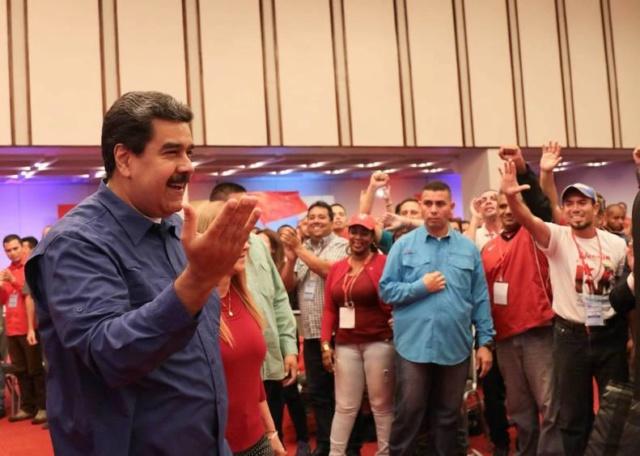 Maduro: El chavismo es el bolivarianismo revolucionario y transformador del siglo XXI Maduro23
