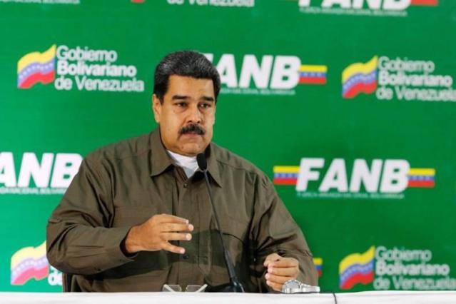 Maduro: Democracia bolivariana se consolidará frente a violencia terrorista de la derecha Maduro28