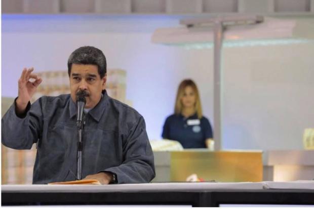 Presidente Maduro: Recuperación económica va en camino correcto Maduro29