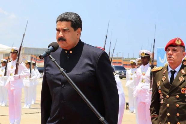 Nicolás Maduro en China