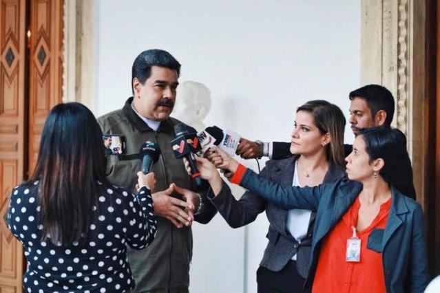 Presidente Maduro: Proceso revolucionario avanza con base en sabiduría popular Maduro61