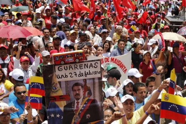 Chavistas, Venezolanos