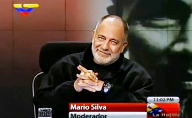 Mario Silva, La Hojilla