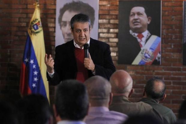 Presidente Maduro designa a William Contreras como ministro de Comercio Interior Mat11510