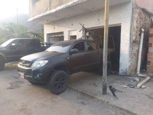 En Imágenes: Así fue el enfrentamiento entre mercenarios y funcionarios en Macuto Materi10