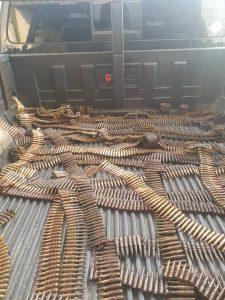 En Imágenes: Así fue el enfrentamiento entre mercenarios y funcionarios en Macuto Materi13