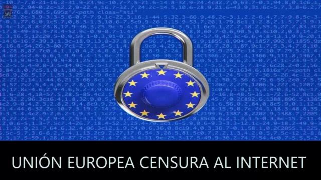 Wikipedia denuncia que la Unión Europea pretende censurar la libertad de información, prensa y expresión Maxres11