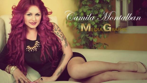 (Foto) Golpean brutalmente en España a la vedette Camila Montalban por decir que es venezolana Maxres15