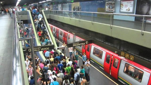 Metro de Caracas va hacia un paro técnico advierte vicepresidente de la empresa Metro10