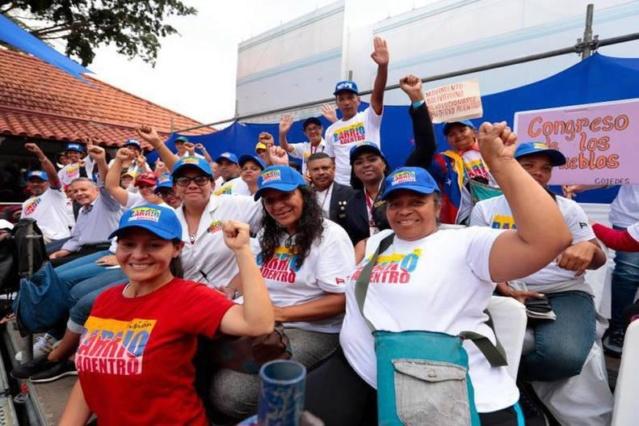 Chavistas