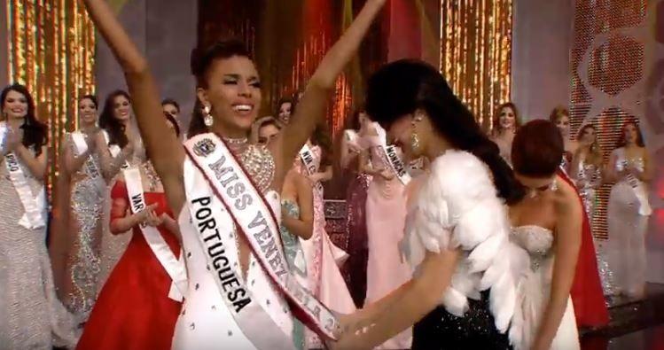 Isabella Rodríguez es coronada como la nueva Miss Venezuela 2018 Miss_v10