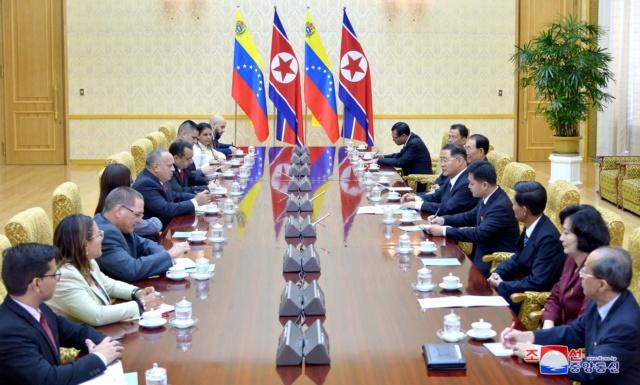 Firman de acuerdos importantes entre Venezuela y Corea del Norte