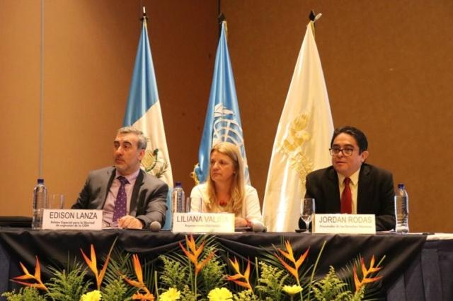 ONU denuncia 39 asesinatos de defensores de derechos humanos en Guatemala