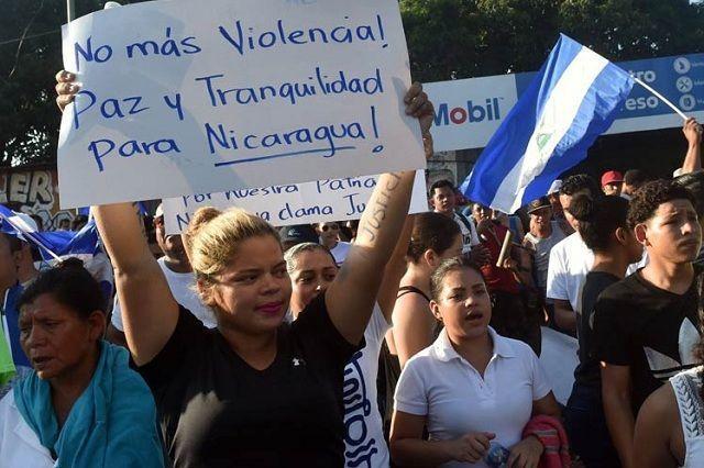 Paz Nicaragua