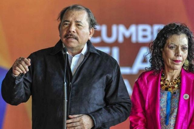 Presidente de Nicaragua se solidariza con Maduro tras atentado Nicara13