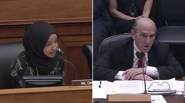(Vídeos) Una congresista acorrala en audiencia al enviado de EEUU y jefe de la oposición en Venezuela Niojuf10