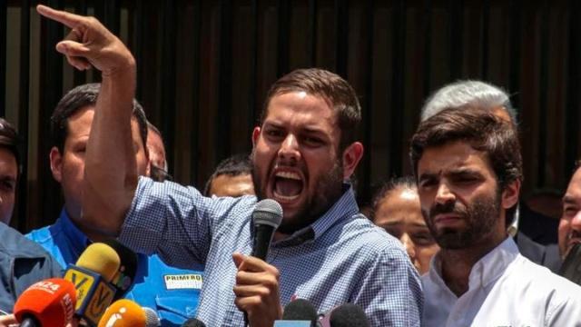 Tribunal Supremo de Venezuela levanta inmunidad al diputado Juan Requesens Notici12