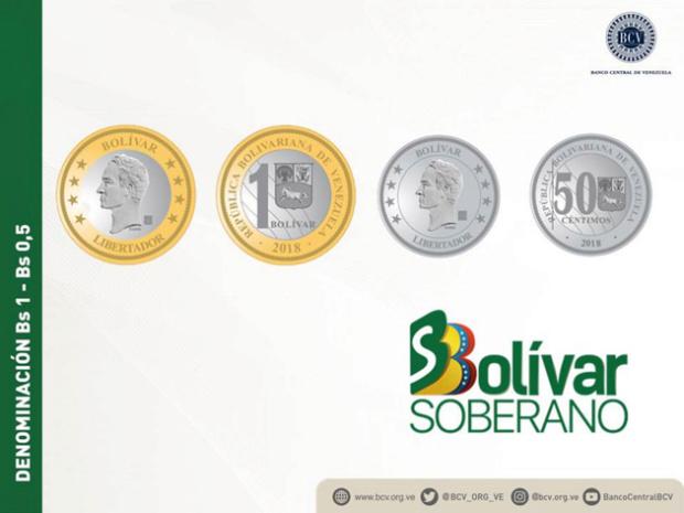 (Fotos) Nuevo cono monetario circulará en Venezuela desde este lunes Nuevo-10