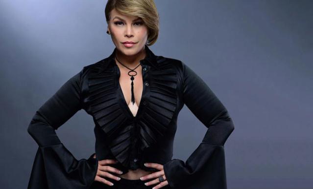 Olga Tañón informó que no fue invitada al concierto opositor Venezuela Aid Live Olga-t10