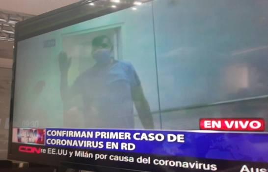 República Dominicana confirma el primer caso de coronavirus