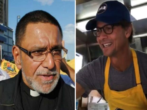 Padre Palmar a Lorenzo Mendoza: Debería vender arepas a precios humanitarios a venezolanos Padre-10