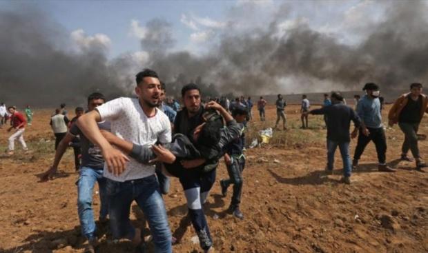 Genocidio de Israel contra Palestinos