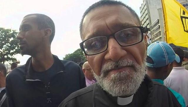 Cura Palmar dice que cada nuevo dirigente opositor es peor que el anterior Palmar10