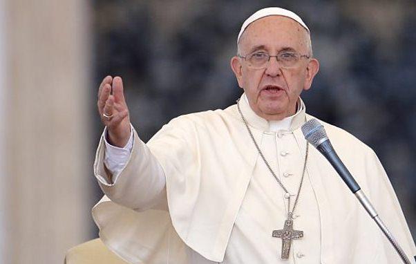 Papa Francisco aboga por un diálogo nacional en Nicaragua para frenar la violencia Papa-f10