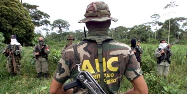 Mercenarios colombianos
