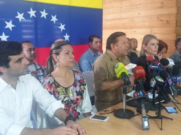 """Andrés Velásquez reconoció que el paro opositor fue un fracaso: """"no fue en totalidad como queríamos"""" Paro-n10"""