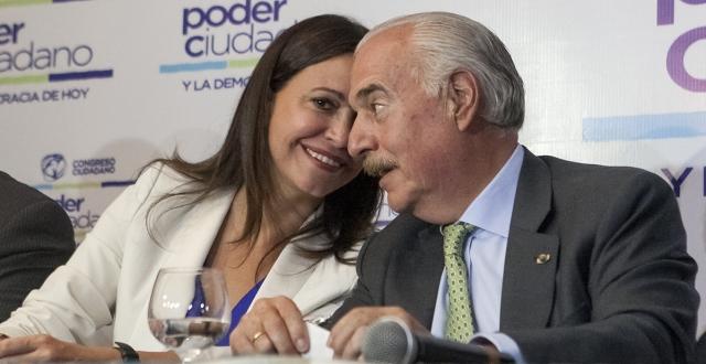 María Corina Machado, Andrés Pastrana