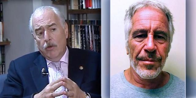 Andrés Pastrana, Jeffrey Epstein