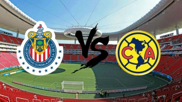 Juego América vs Chivas