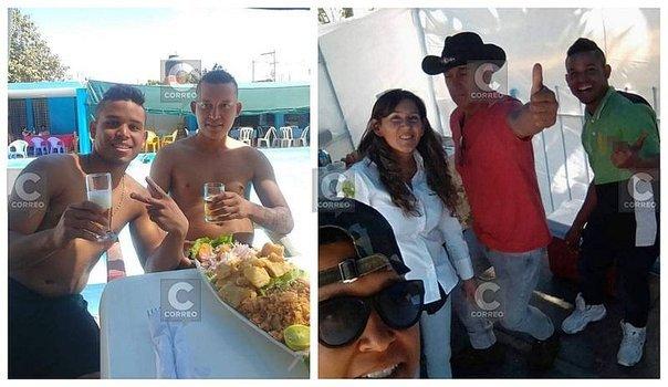 Las graves amenazas xenófobicas de un alcalde en Perú contra venezolanos luego del asesinato de dos empresarios Pedira10