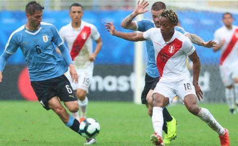 ]Perú gana a Uruguay