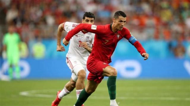 Rusia 2018: Portugal empata con Irán y se medirá con Uruguay en octavos Portug10