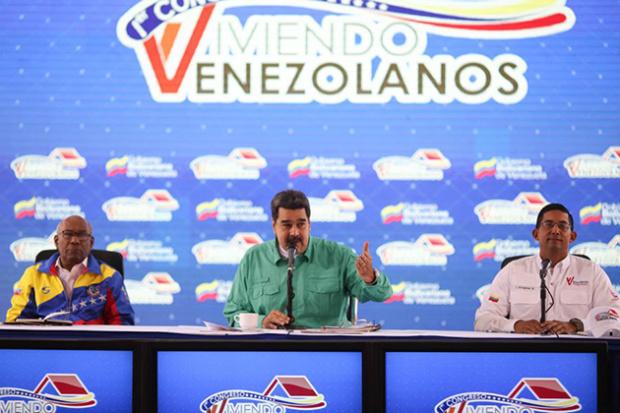 Nicolás Maduro, Misión Vivienda