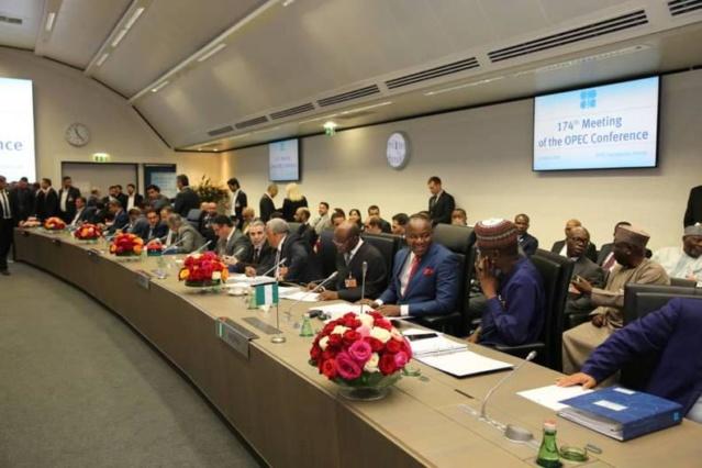 Opep cumplirá acuerdo de recorte de producción en 100% Queved11