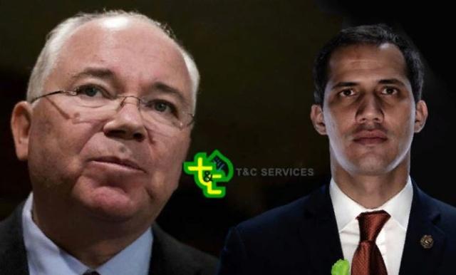 Corruptos, Rafael Ramírez, Juan Guaidó