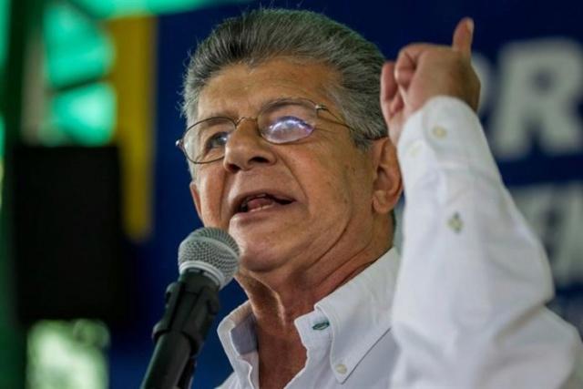 Ruptura de AD con la MUD profundiza fraccionamiento de la dirigencia opositora Ramos10
