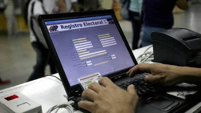 Registro Electoral Permanente (REP)