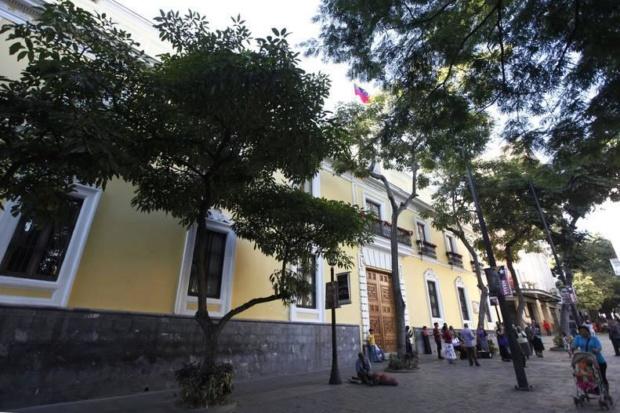 Sede Cancillería de Venezuela