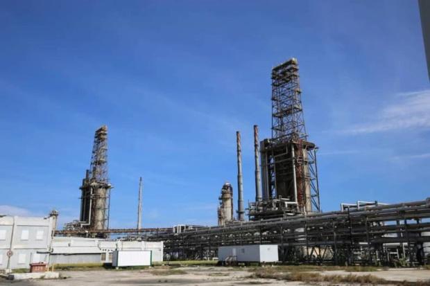 Venezuela reactiva refinería en Aruba y procesará más de 200 mil barriles de petróleo venezolano Refine10