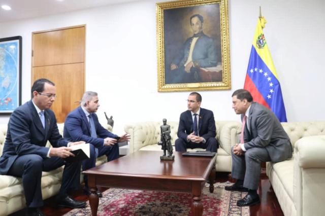 Venezuela solicitó la extradición del ex diputado Julio Borges Reunio10