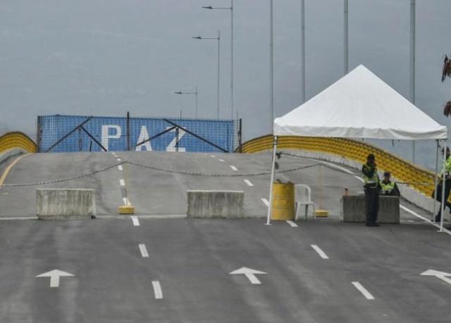 Puente Santander frontera Colombia-Venezuela