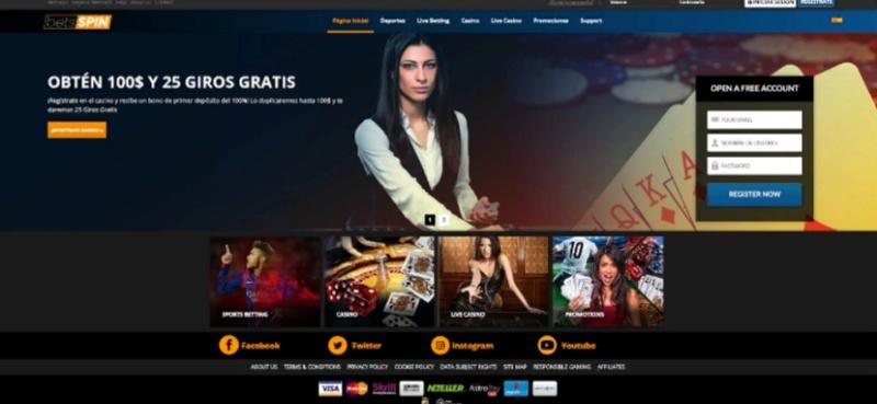 Apuestas deportivas en la red y casino online