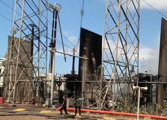 Sabotaje eléctrico Veenzuela