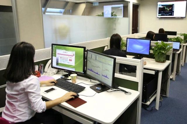Oficina, Trabajadoras, Empleadas