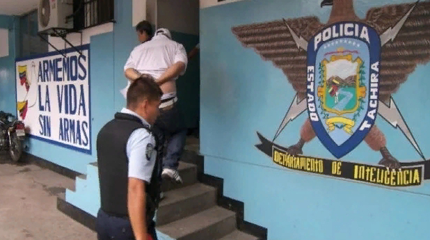 Policía del Táchira